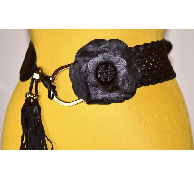 Женский ремень AP-028 черный