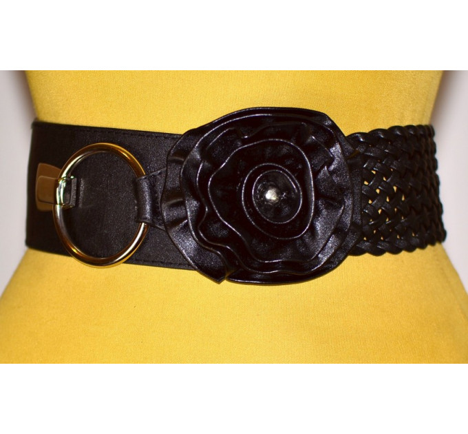 Женский ремень AP-030 черный