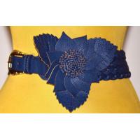 Женский ремень AP-036 синий