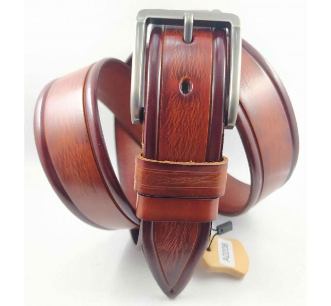 Женский ремень для джинсов J40-121 коричневый