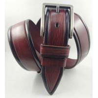 Женский ремень для джинсов J40-123 коньячно-коричневый