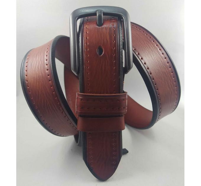 Женский ремень для джинсов J40-125 коричневый
