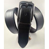 Женский ремень для джинсов J40-128 темно-коричневый
