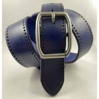 Женский ремень для джинсов Bt.Belt  J40-140 синий