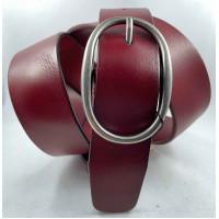 Женский ремень для джинсов Bt.Belt  J40-144 красный
