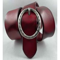 Женский ремень для джинсов Bt.Belt  J40-149 красный