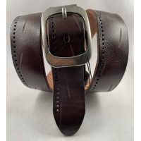 Женский ремень для джинсов Bt.Belt J40-154 коричневый