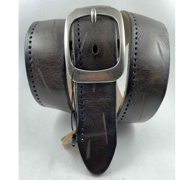 Женский ремень для джинсов Bt.Belt J40-156 темно-коричневый