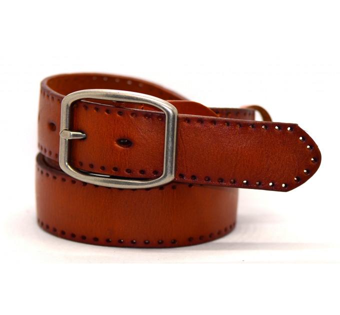 Женский ремень для джинсов J40-011 коричневый