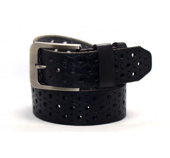 Женский ремень для джинсов J40-023 черный