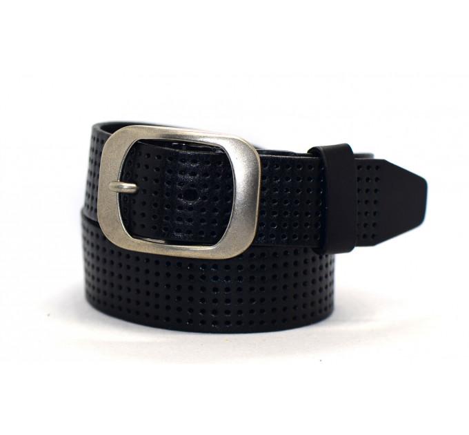 Женский ремень для джинсов J40-029 черный