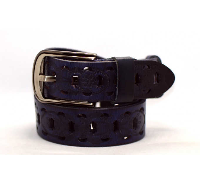 Женский ремень для джинсов J40-064 черный