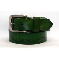 Женский ремень для джинсов J40-092 зеленый