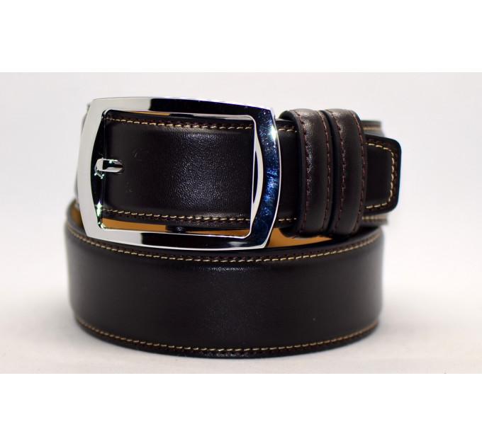Женский ремень для джинсов J40-114 темно-коричневый