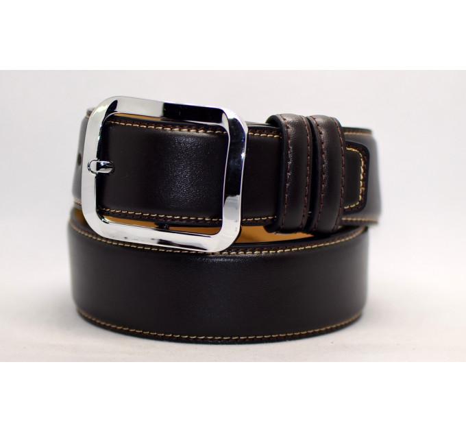 Женский ремень для джинсов J40-116 темно-коричневый