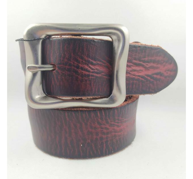 Женский ремень для джинсов J40-118 коричневый