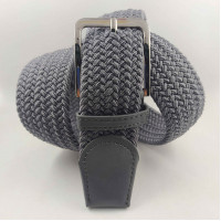 Ремень-резинка Rez40-002 серый