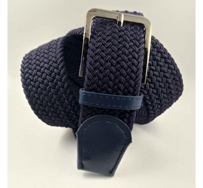 Ремень-резинка Rez40-004 темно-синий