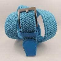 Ремень-резинка Rez35-026 голубой