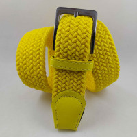 Ремень-резинка Rez35-029 желтый
