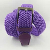 Ремень-резинка Rez35-031 фиолетовый