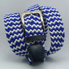 Ремень-резинка Rez35-003 синий