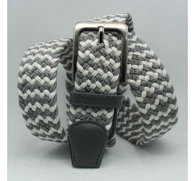 Ремень-резинка Rez35-006 серый
