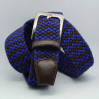 Ремень-резинка Rez35-011 синий