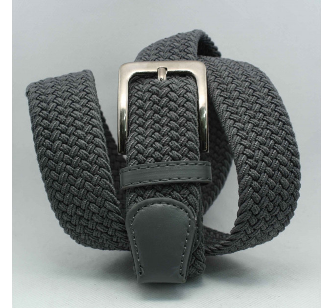 Ремень-резинка Rez35-024 серый