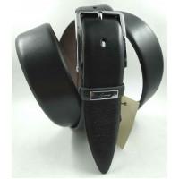 Мужской классический ремень Exclusive CB35-006 черный