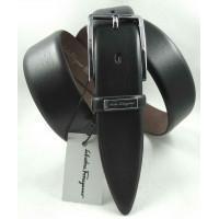 Мужской классический ремень Exclusive CB35-009 черный