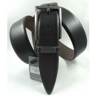 Мужской классический ремень Exclusive CB35-014 черный