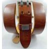 Мужской ремень джинсовый Exclusive ar40-110 рыжий