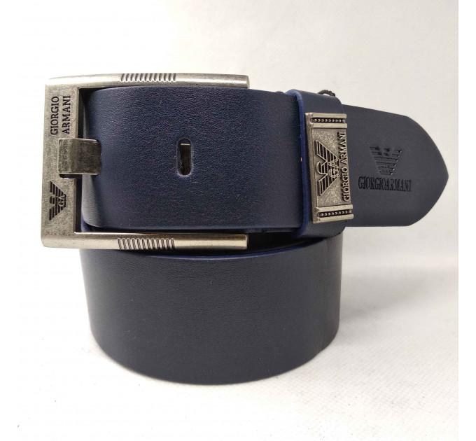 Мужской ремень джинсовый Exclusive ar40-048 черный