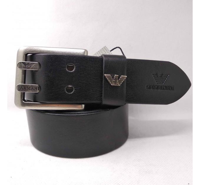 Мужской ремень джинсовый Exclusive ar40-050 черный