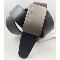 Мужской ремень джинсовый Exclusive ck40-080 черный