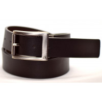 Мужской ремень джинсовый Exclusive ck40-021 черный