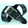Мужской ремень джинсовый Exclusive Eg40-004 черный