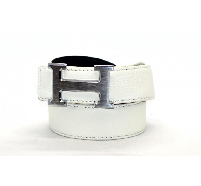 Ремень H35-004 белый