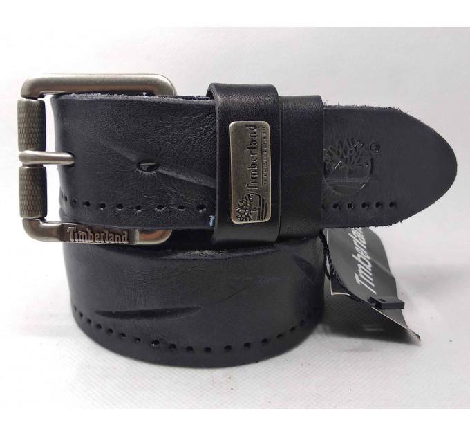 Мужской ремень джинсовый Exclusive Td40-008 черный