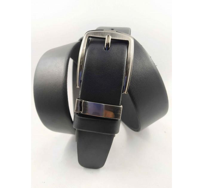 Мужской ремень классический OSCAR C35-077 черный