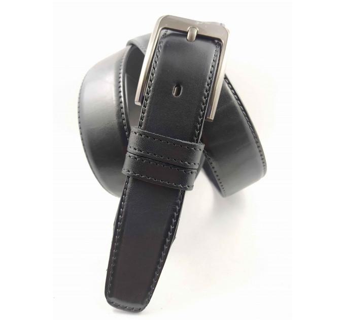 Мужской ремень классический OSCAR C35-083 черный