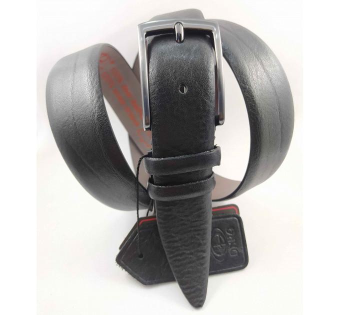 Ремень классический DNKA С35-136 черный
