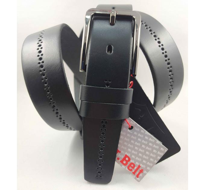 Ремень классический Mr.Belt С35-149 черный