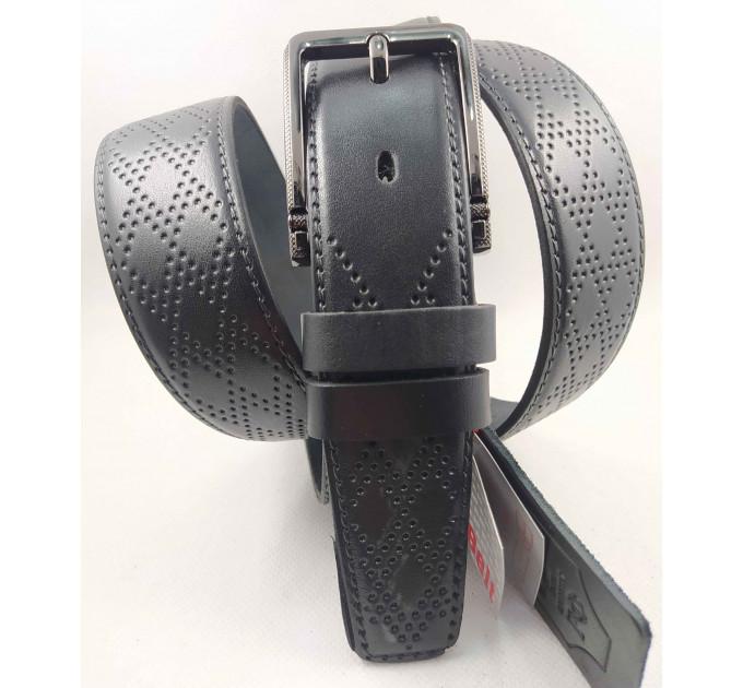 Ремень классический Mr.Belt С35-151 черный