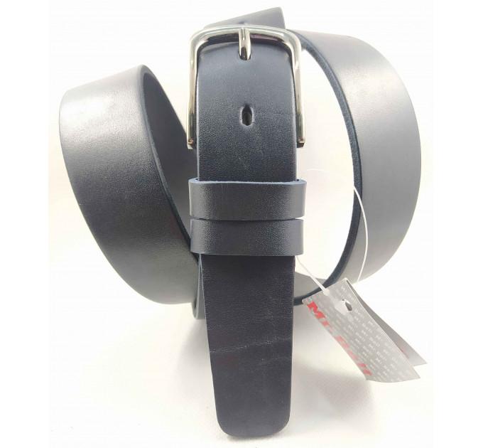 Ремень классический Mr.Belt С35-154 темно-синий