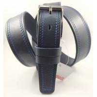 Ремень классический Mr.Belt С35-155 темно-синий