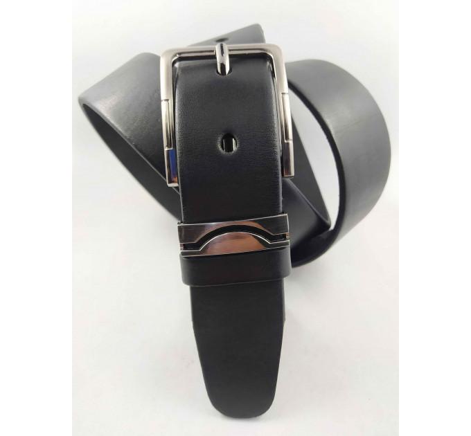 Мужской ремень джинсовый OSCAR С40-049 черный