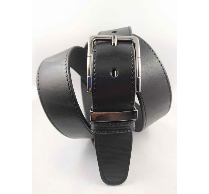 Мужской ремень джинсовый OSCAR С40-050 черный