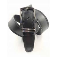 Мужской ремень джинсовый OSCAR С40-051 черный